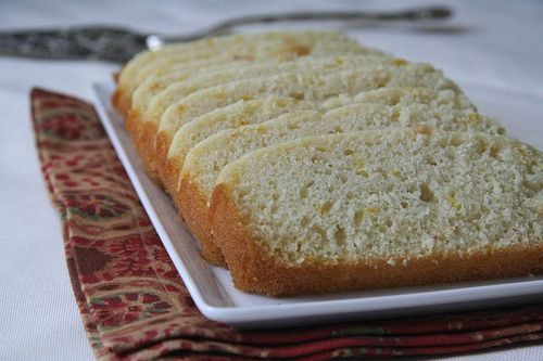 Low Fat Lemon Loaf