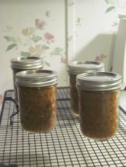 Pumpkin Butter Homemade (you can can this)
