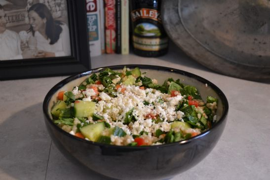 Pearled CousCous Salad
