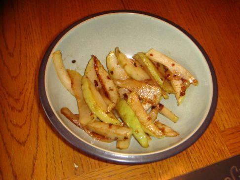 Chayote Squash Side Dish (from Allrecipes.com)