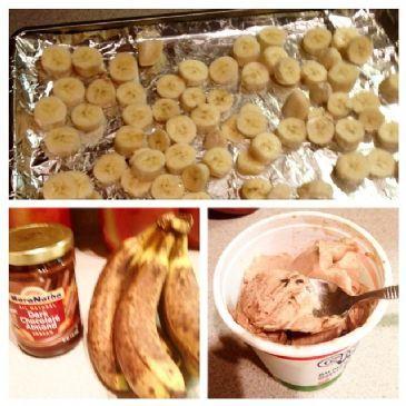Homemade Banana Icream