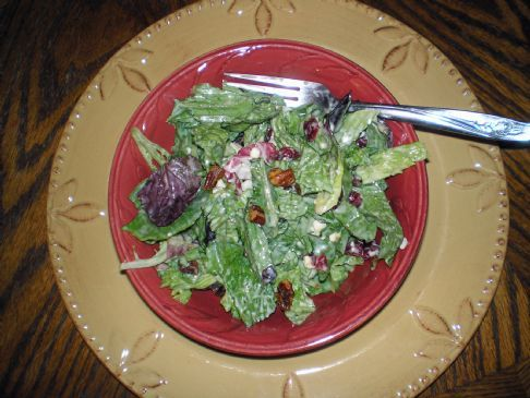 Summer Tossed Salad