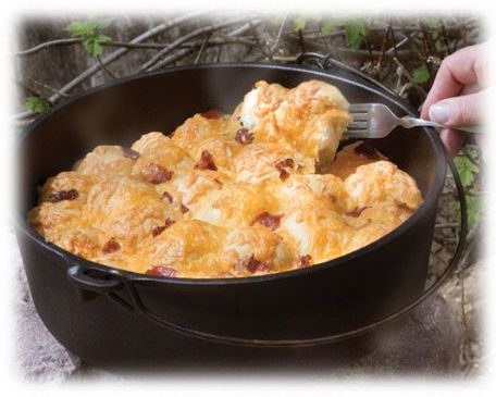 Dutch Oven Potatoes Especial