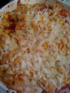 Mom's Macaroni Casserole
