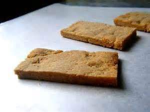 MamaCD low carb blonde protein bars