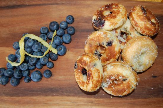clean blueberry whole wheat bagels recipe sparkrecipes