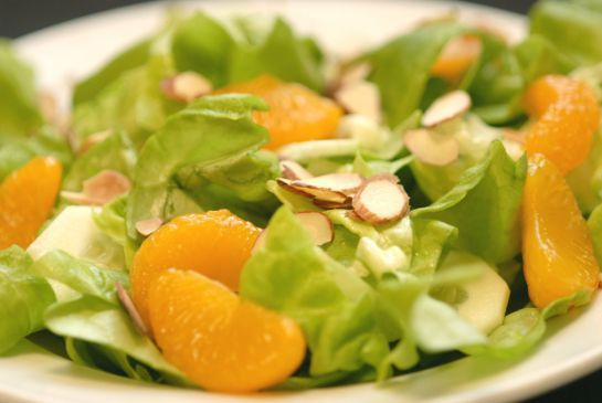 recipe: mandarin orange almond salad dressing recipe [11]