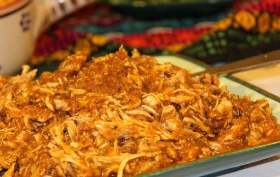 Crock Pot Taco Chicken Meat
