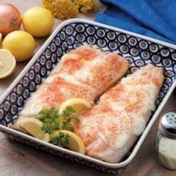 Trout Parmesan