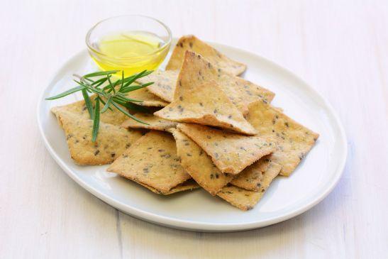 Crackers - Wheat / Gluten / Yeast Free