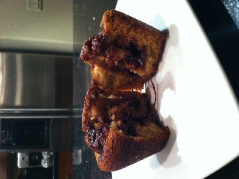 Paleo Cinnamon Bun Muffins