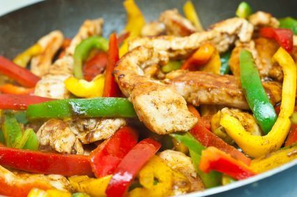 Chicken Teriyaki-Vegetable Stir Fry