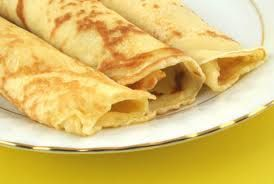 Crepe - 55 Calorie 1 gram of Fat