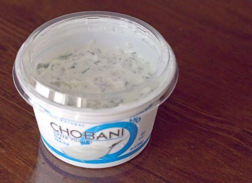 Greek Yogurt Ranch Dip