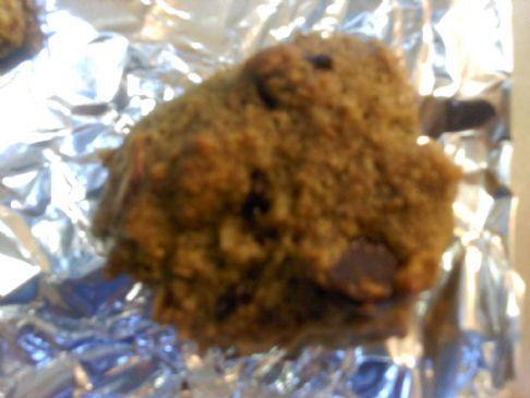 Health Nut Chocolate Chip Cookies