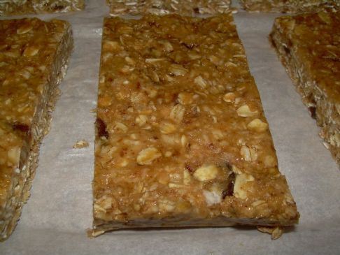 No-Bake Protein Bar