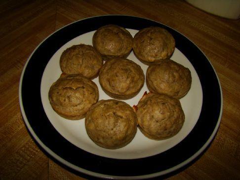 80 Calorie Nanner Muffin