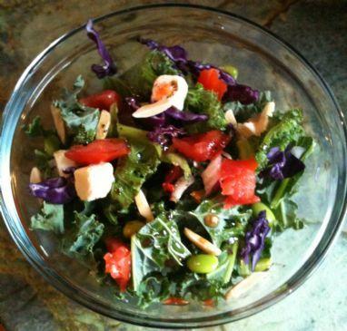 Kale & Craisin Salad