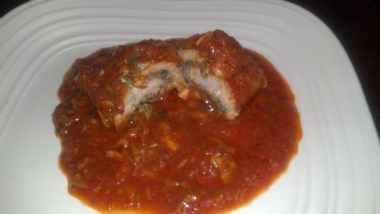 Chicken Involtini