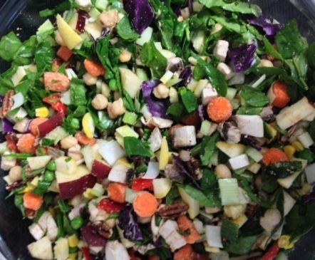 Chopped Colorful Salad