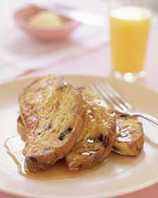Panettone French Toast Recipe | SparkRecipes
