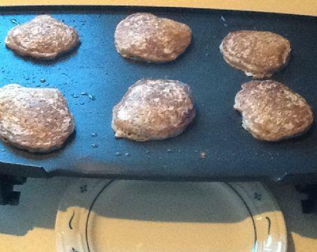 oatmeal chia pancakes