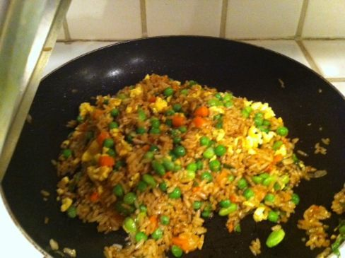 Sun-Bird Light Fried Rice