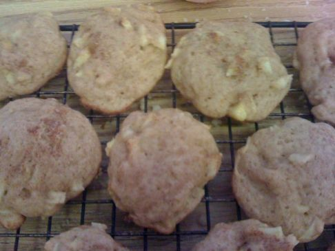 Harvest Apple Cookies