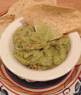 guacamole, low cholesterol