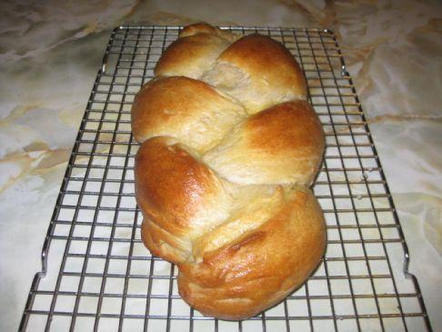 how to make bread dough in machine