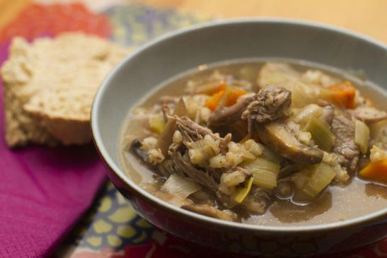 Beef Amp Barley Stew With Eye Of Round Roast Recipe