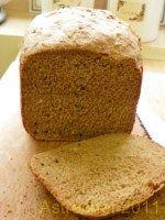 Bread, Light Wholemeal (ABM), 1 slice per serving