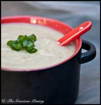 clean eating potato soup