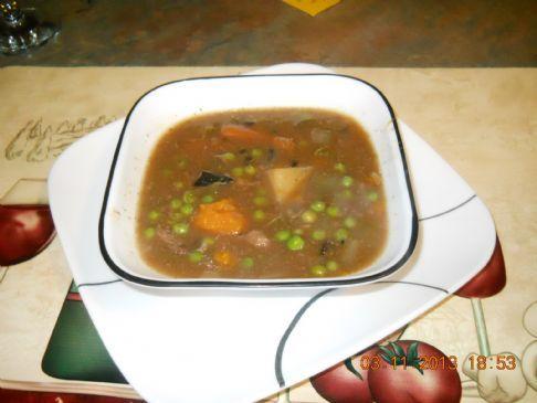 Beef Stew, slow cooker
