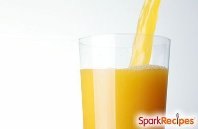 Dietitian Becky's Orange Flavored Sports Drink