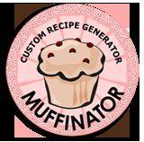 DAY 4: Nutty Nutmeg Orange/Lemon Pumpkin Muffins
