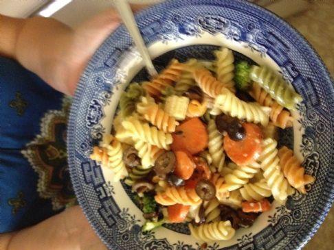 Summer Lunch Pasta Salad