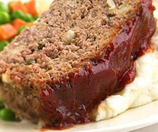 Cher's meatloaf