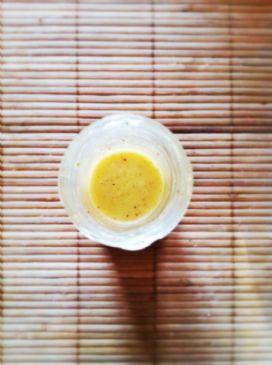Mustard Honey Salad Dressing