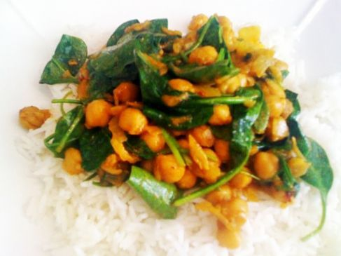 Chana Masala for Dummies