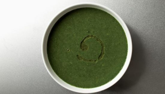 Green Soup with Southern Greens