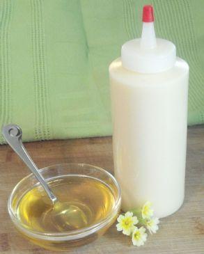 Creamy Honey Dressing