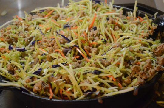 Veggie Enchilada Casserole