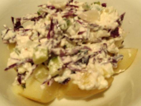 Stuffed Baked Potato Salad