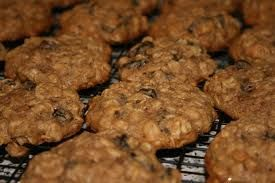 Kate's Famous Oatmeal Cookies