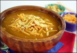 The Whole Enchilada Chicken Soup