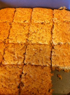 Butterscotch Bliss Bars