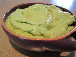 Avocado Yogurt Dip