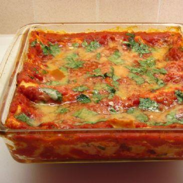 Lasagna Margherita - Vegetarian