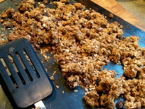 Granola Even Your Kids Will Love!